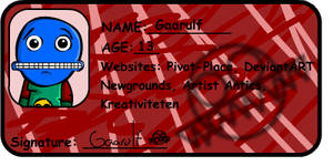 New ID by Gaarulf
