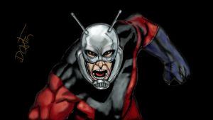 Ant-Man by TheOxman77