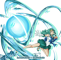 Sailor Neptune by ignitible