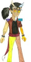 MLP - Human!Discord by Jackie-Chaos-Bunny
