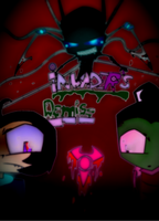 _:Invaders Demise:_ Comic Cover by Nedrian