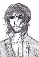 Norrington sketch by Oboro-Nin