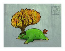 Tree Taum by cooley