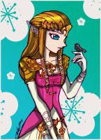 The Princess of Hyrule by Danielle-chan
