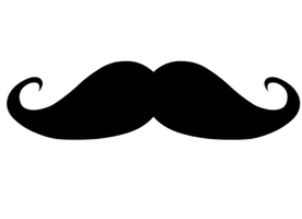 Bigote o Moustache Png by OhYeahIsNiaEditions