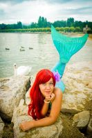 The Little Mermaid Ariel fairytale cosplay by chamellephoto