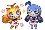 Kawaii Crossing by emlan