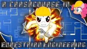 A crashcourse in equestrian engineering titlecard by ViktorNewman