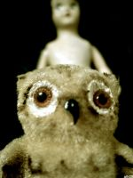 Owl Baby by CiRcUsSpiDeR