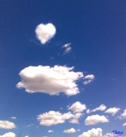 Heart cloud by Chatterly