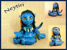 Lil Neytiri by Blackash