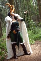 Lady Loki - Follow the light by Alassa