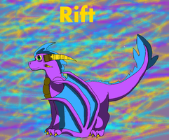 Rift by SuperSonicFireDragon