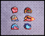 Kirby Charms - Smash Bros. Edition by VioletValhalla