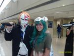 TNT 2011  ichigo and nel by Gungelion