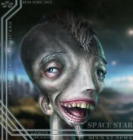 Alien Star by AtomiccircuS