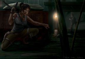 Tomb Raider Close wide Contest by Rob Junior by NOOSBORN