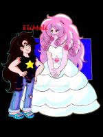 Greg and Rose by EliMeli