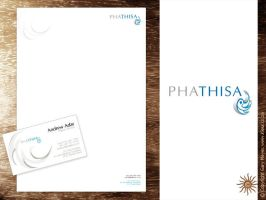 Phatisa corporate identity by gmey