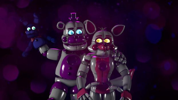 Good new times by marionetteloverfnaf