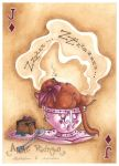 The Dormouse: Jack of Diamonds by maina