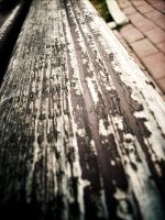 The bench by Qba016