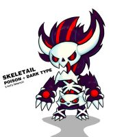Skeletail by k-hots