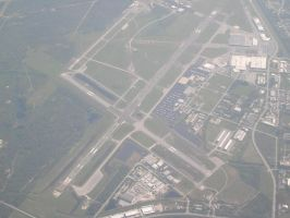 Vero Beach Airport by Zasz1573