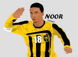 NOOR by al3ameed1927