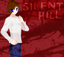 Henry Silent Hill by GoldenSunBlue