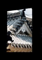 A View of the Samurai Castle by GothicaDollParts