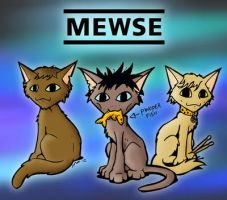 Mewse by Morrison3000