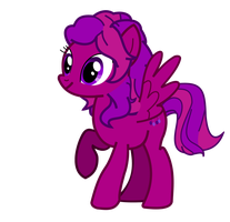 New Pony - Violet Melody by Pilot231