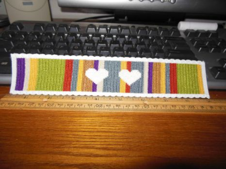 Fourth Doctor Bookmark by Keladry-Lupin