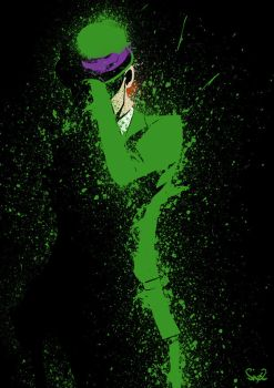 The Riddler by Sno2