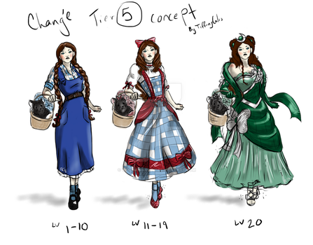 Chang'e Concept- Oz on the Moon by TAC-Mentality