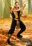 Mortal Kombat: Scorpion (Ending Version) by JhonatasBatalha