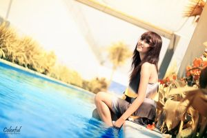 amel's smile by dantoadityo