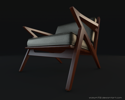 Kennedy Chair by VickyM72