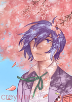 Cherry Blossoms by creylune