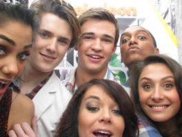 House of Anubis Kids' Choice Awards by SmallGirlInABigWorld