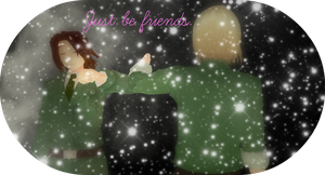 Just Be Friends by Ask-Polska-MMD