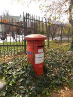 Postbox by RiverKpocc