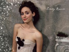 Emmy Rossum Vogue Wallpaper 2 by kawaii-sabine