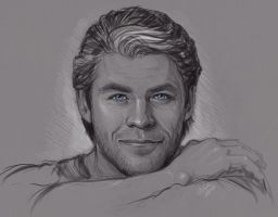 Happy Birthday, Chris Hemsworth!! by DafnaWinchester