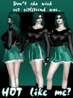 Heroine for St Pattys by ProphetX