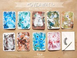 Giveaway by Foyaland