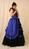 The Victorian Lady 47 by MajesticStock