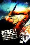 rebel goes to vegas - front by thedsw