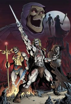 Masters of the Universe - Return of a dead King by Killersha